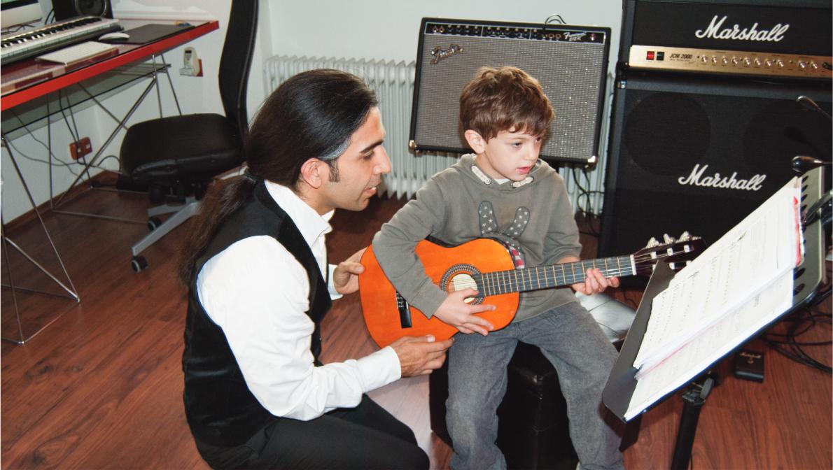 Gitarrenpuls - Mahyar Heidari